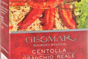 Geomar Centolla: dal mare prestigiose specialità