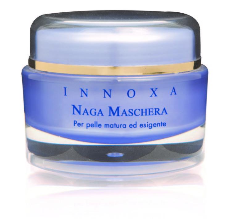 INNOXA: Naga, una maschera per dare giovinezza al viso