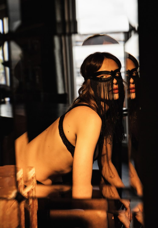 Yamamay lancia Privé, una seducente capsule di lingerie