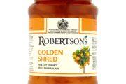 Robertson's, brand storico di marmellate made in Scotland