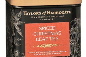 Il Tè di Natale speziato Taylors of Harrogate