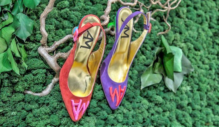 AM Alessio Matricardi, l'arte applicata alle scarpe