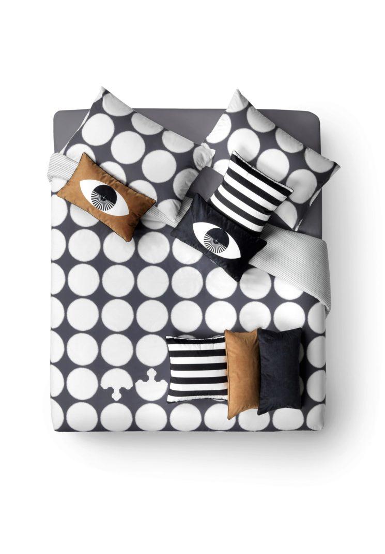 Premoli + Di Bella Home Linen: opere d'arte in casa