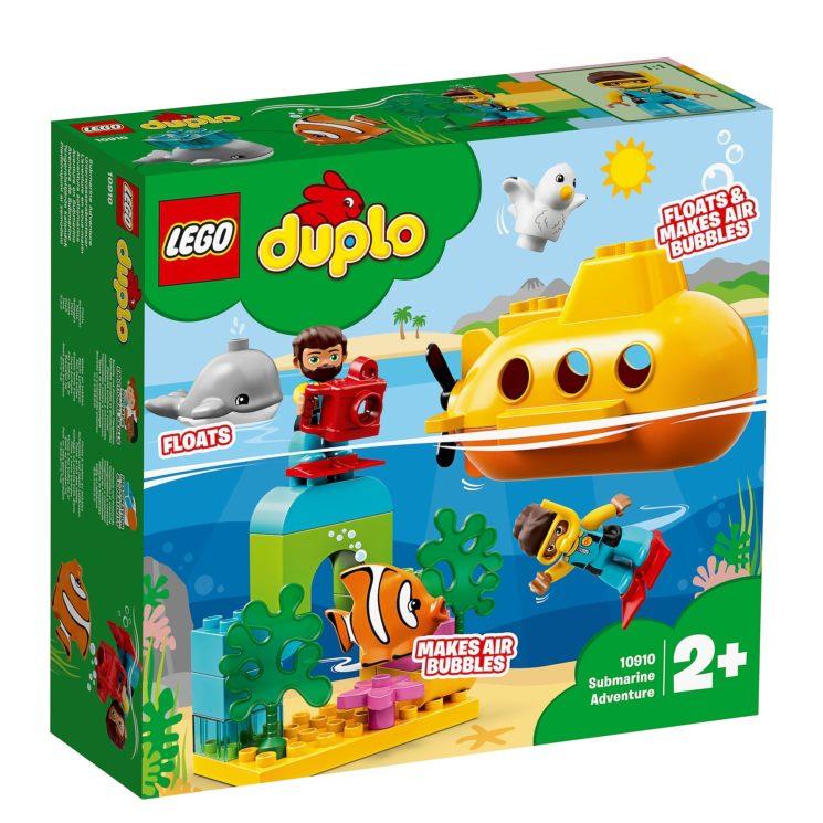 Il Natale LEGO è alle porte, tutto in mattoncini