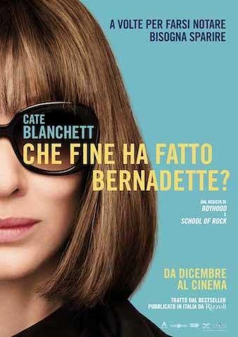 """""""Che fine ha fatto Bernadette?"""", una divertente commedia americana"""