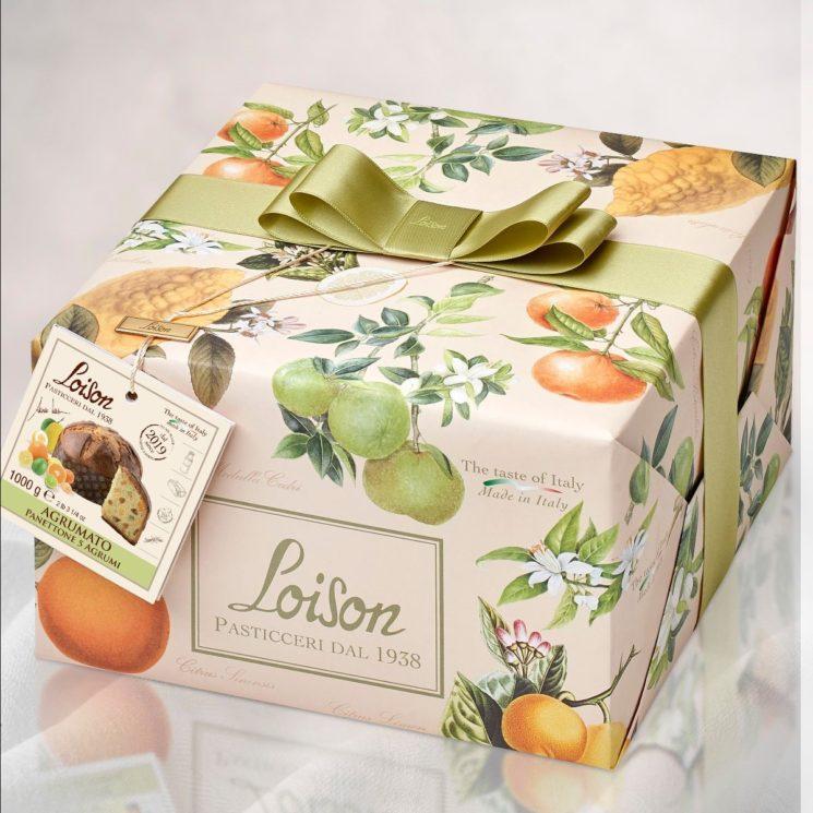 Loison Collezione Frutta e Fiori: novità il Panettone Agrumato