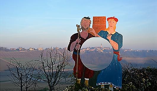 I presepi nei borghi da non perdere in Monferrato