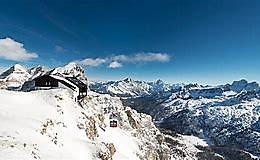 Lagazuoi Expo Dolomiti, uno spazio espositivo nel cuore delle Dolomiti