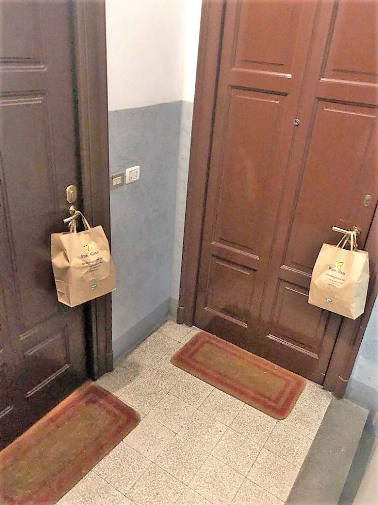 """PAM a Casa"": lancio della spesa di Pam Panorama a casa"
