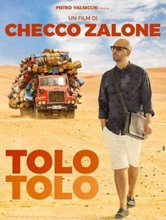 """""""Tolo Tolo"""", il nuovo avventuroso film di Checco Zalone"""