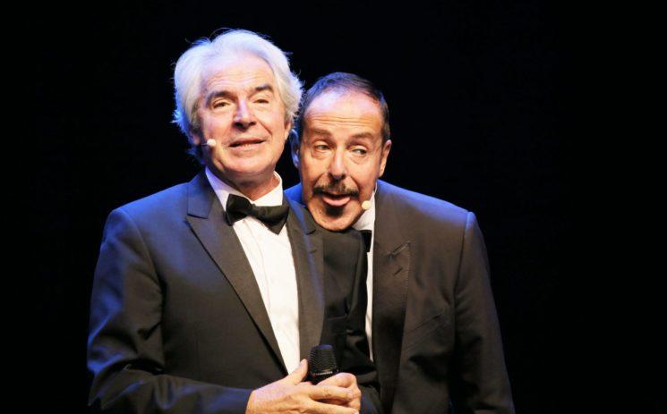 Massimo Lopez & Tullio Solenghi Show al Teatro Manzoni di Milano dal 9 al 12 gennaio