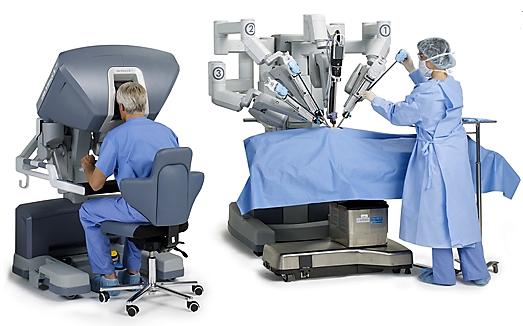Ospedale San Camillo-Forlanini: presentato il robot di quarta generazione da Vinci Xi