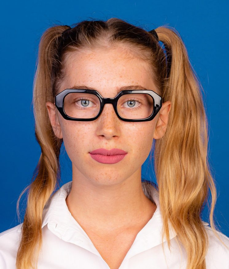 Saraghina Eyewear: femminili e chic le forme ottagonali