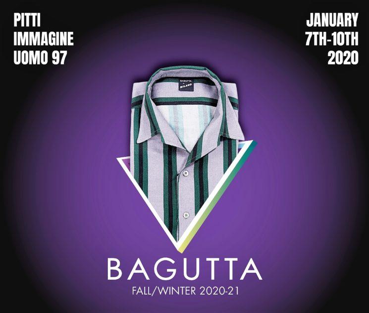 Pitti Uomo 97: l'uomo Bagutta, gentleman contemporaneo