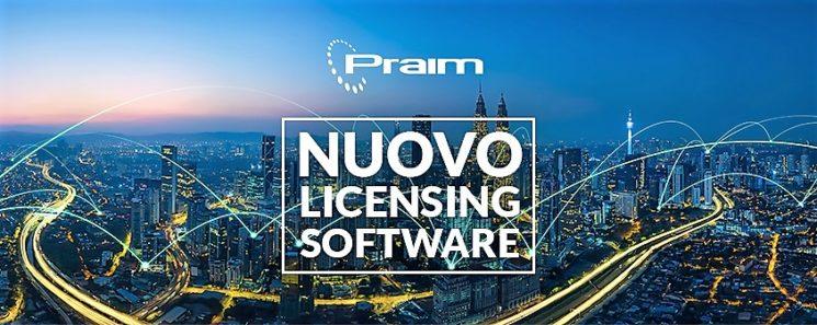 Praim presenta un nuovo modello di licensing delle soluzioni Software