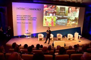 Intesa Sanpaolo motore per lo sviluppo sostenibile e inclusivo
