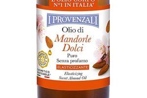 L'Olio di Mandorle dolci de I Provenzali diventa emulsione