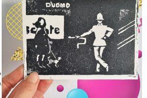 "RALAB ""Milano in cartolina!"" sabato 25 gennaio"