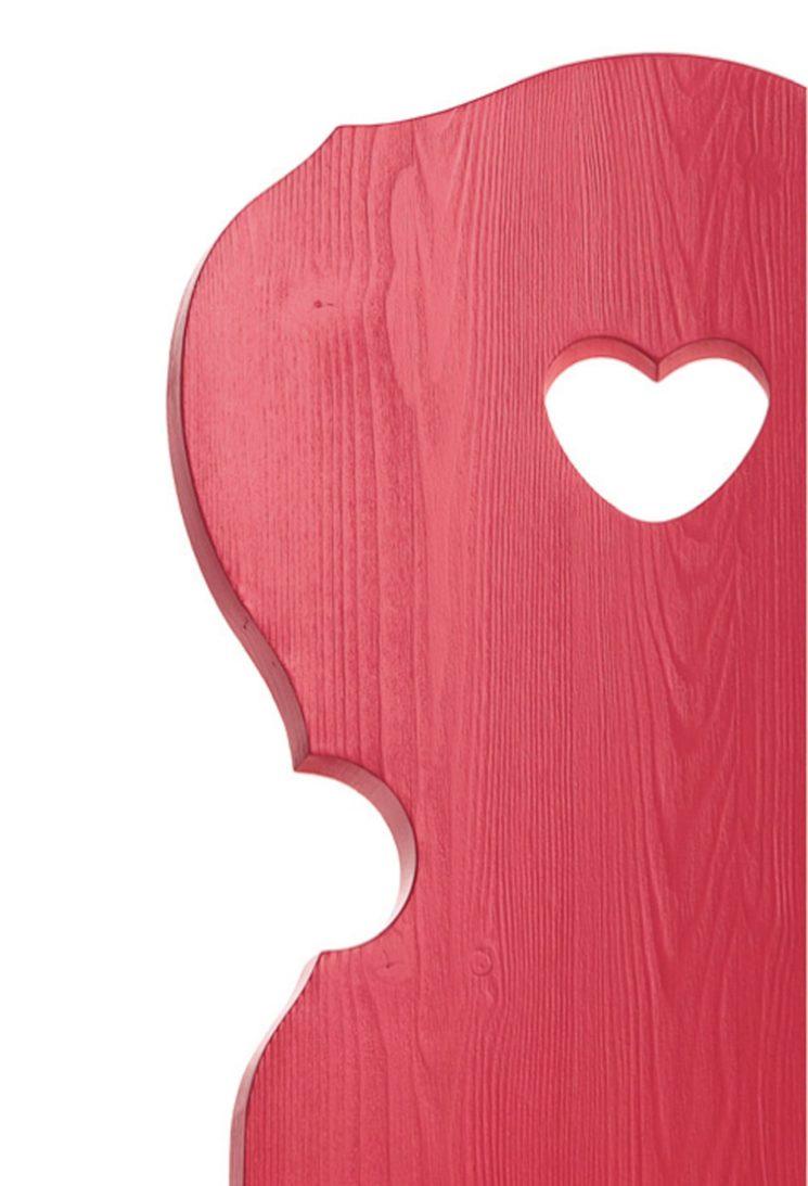 Scandola: anche i mobili parlano d'amore