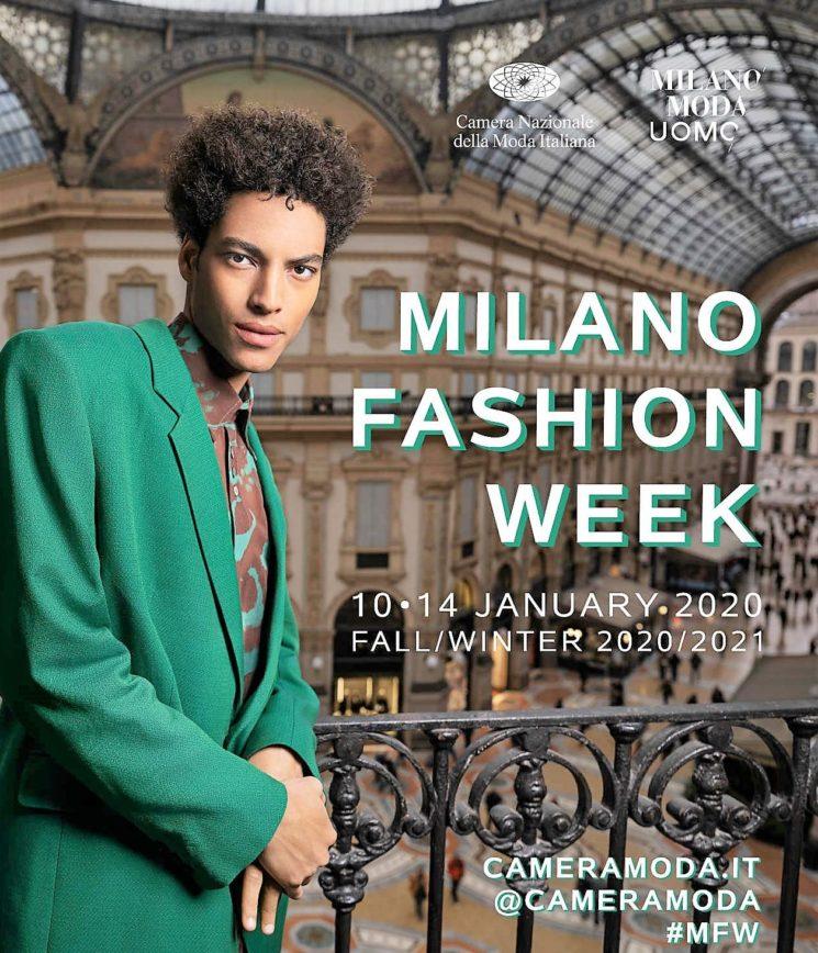 FUJIFILM GFX 100 a supporto del fotografo Stefano Guidani per la Fashion Week Uomo