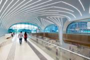 iGuzzini illumina 29 stazioni della metropolitana di Doha
