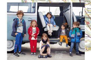 Pitti Bimbo 90 – Primigi: mix di allegria e tendenze