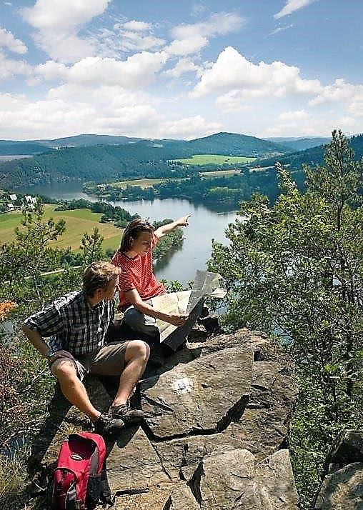 Il sentiero della Valle di Luznice tra i Leading Quality Trails – Best of Europe