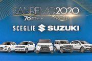 Suzuki auto ufficiale del Festival di Sanremo