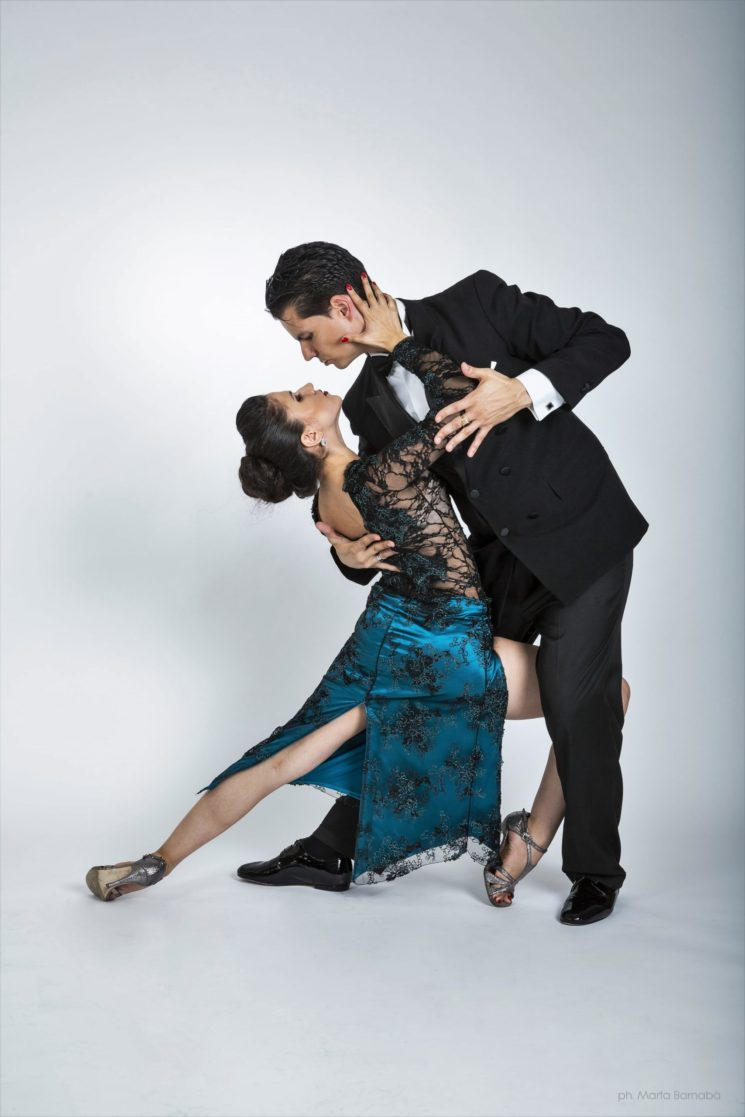 Tango y Amor al Teatro Manzoni di Milano il 17 febbraio 2020