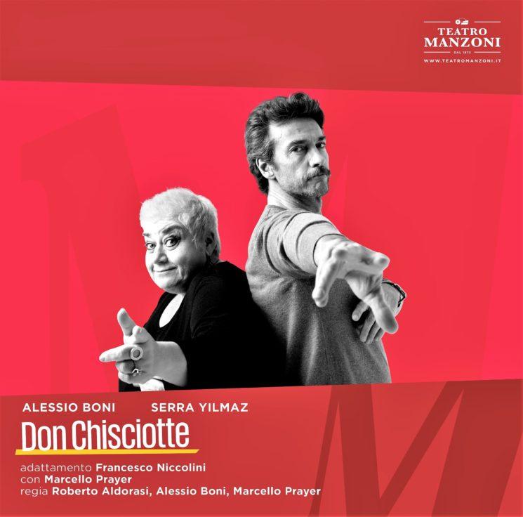 """""""Don Chisciotte"""" al Teatro Manzoni di Milano dal 27 febbraio 2020"""