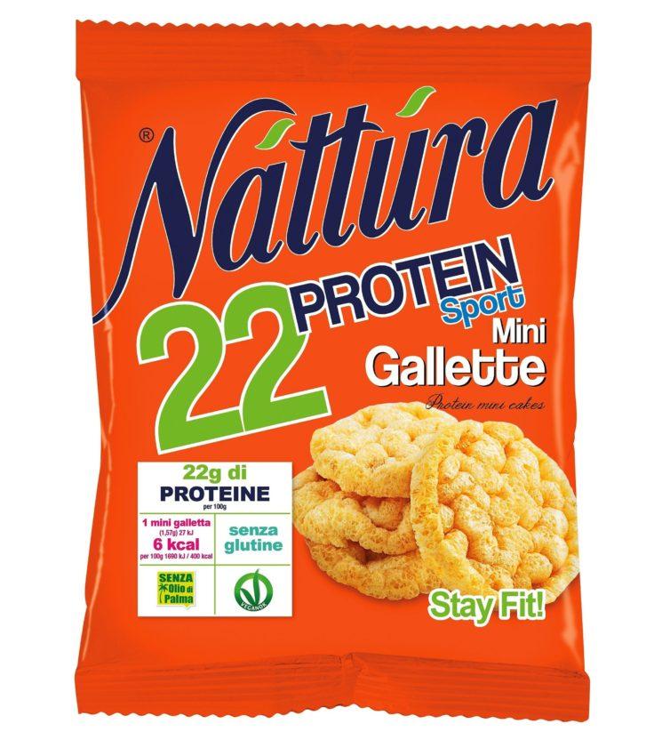 Nattùra: nasce la linea Protein Sport