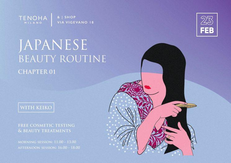 Da Tenoha Milano una domenica dedicata alla bellezza giapponese