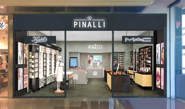Pinalli apre il suo cinquantottesimo beauty store