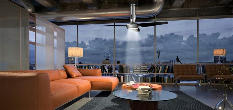 Vortice: Nordik Air Design, ventilatori da soffitto personalizzabili