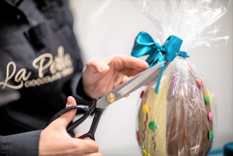 """""""Ho fatto l'uovo"""", appuntamento creativo di La Perla di Torino per la Pasqua"""