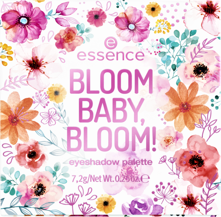 Essence: trend edition Bloom, Baby, Bloom!