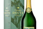 Champagne Deutz Brut Classic: bollicine d'autore per la Pasqua