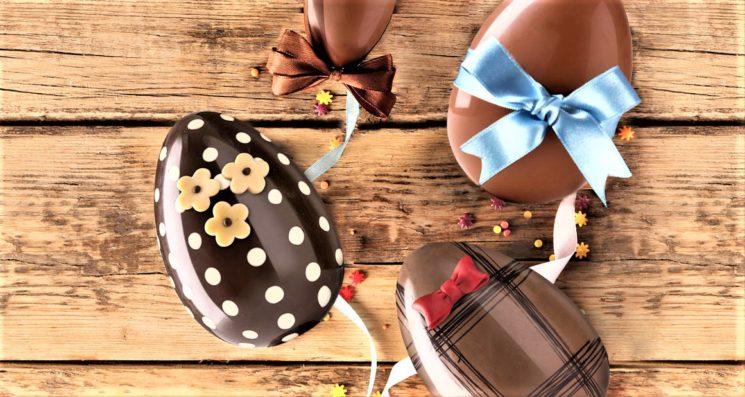 La Perla di Torino dona per Pasqua 100 Kg di cioccolato alla Croce Rossa