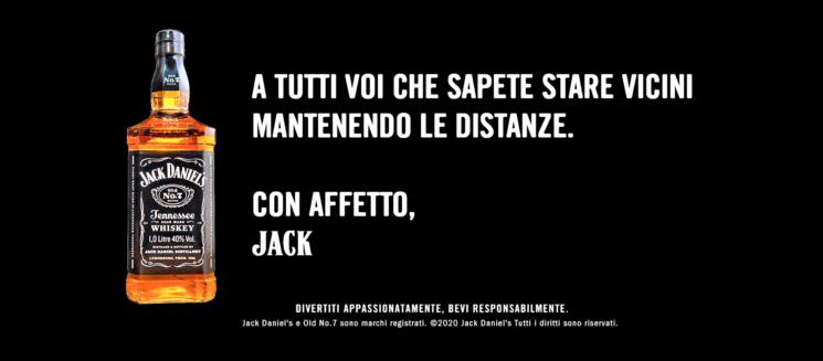 Con affetto, Jack