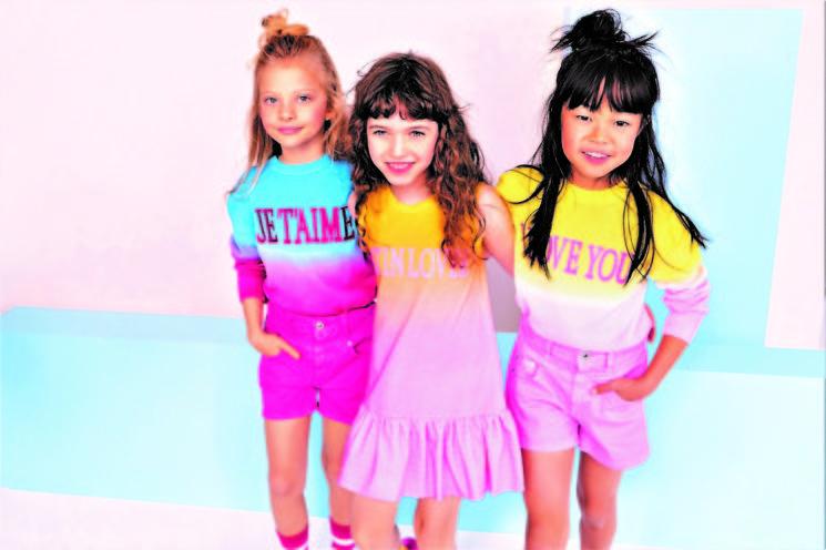 Alberta Ferretti Junior: World Kids Colouring Day