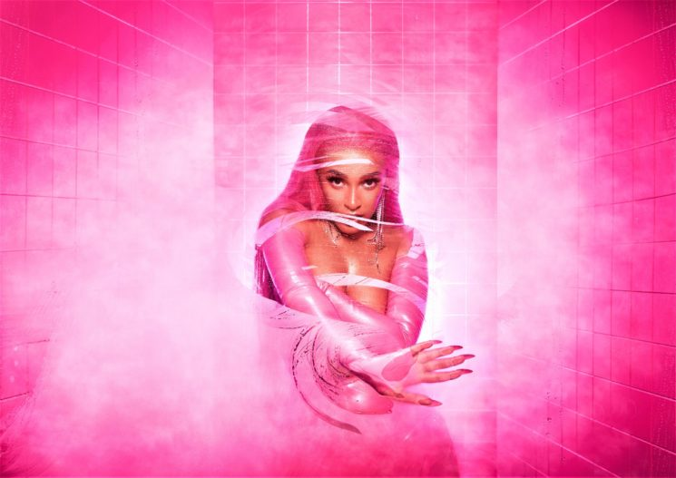 "Doja Cat: il remix con Nicki Minaj di ""Say so"" raggiunge il #1 della classifica Hot 100 di Billboard"