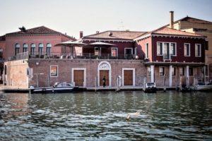 Punta Conterie a Murano aperta dal 1° giugno