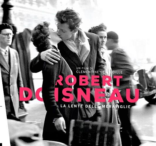 """Fondazione Pistoia Musei: proiezione online di """"Robert Doisneau. La lente delle meraviglie"""""""