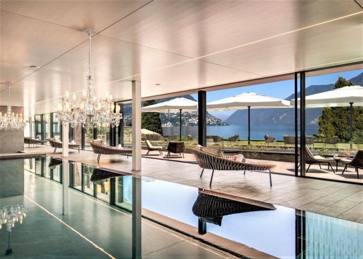 Wellness con vista in Ticino