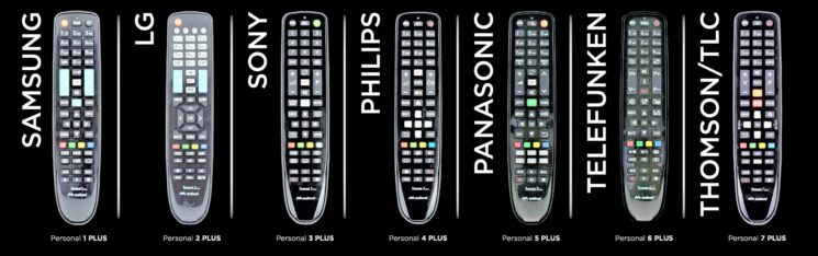 Meliconi: i telecomandi Personal DEDICATI alla TV