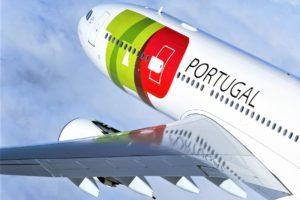 TAP: dal 1 luglio ripartono i collegamenti tra Italia e Portogallo