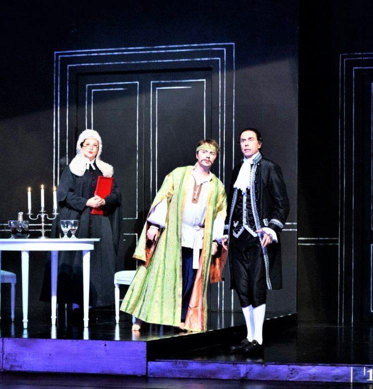 Il tenore Matteo Macchioni festeggia 10 anni di carriera