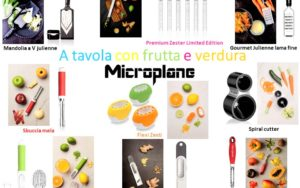 In cucina con Microplane