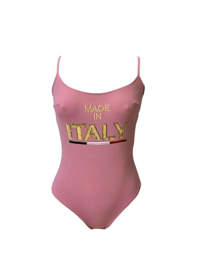 Raffaela D'Angelo a sostegno del Made in Italy
