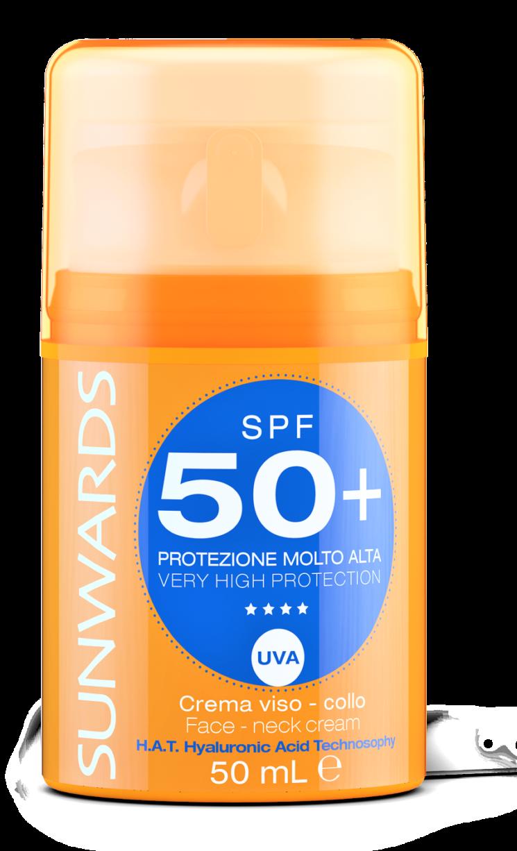 Sempre protetti con Sunwards Face Cream SPF 50+ 50ml di Synchroline